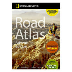 National Geographic Travel Atlas: Adventure Edition
