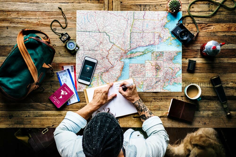 Planning for a long term road trip