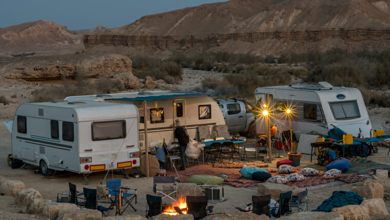 RV membership camping club