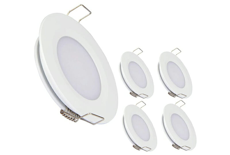 rv interior led recessed lighting