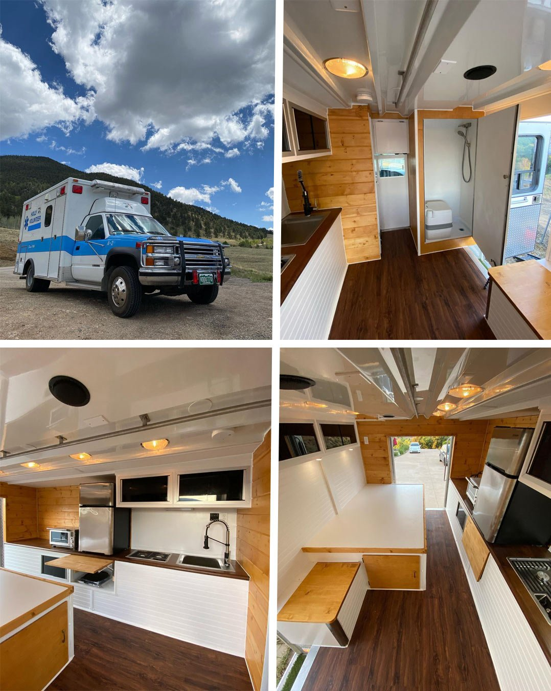 how to build a diy ambulance conversion