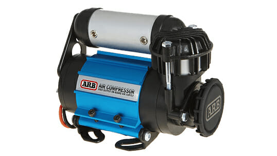 arb air compressor for camping