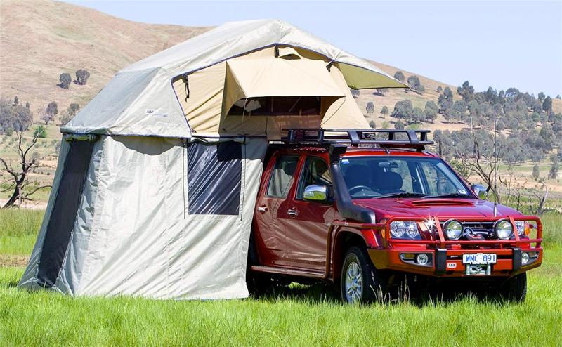 ARB simpson overlanding tent
