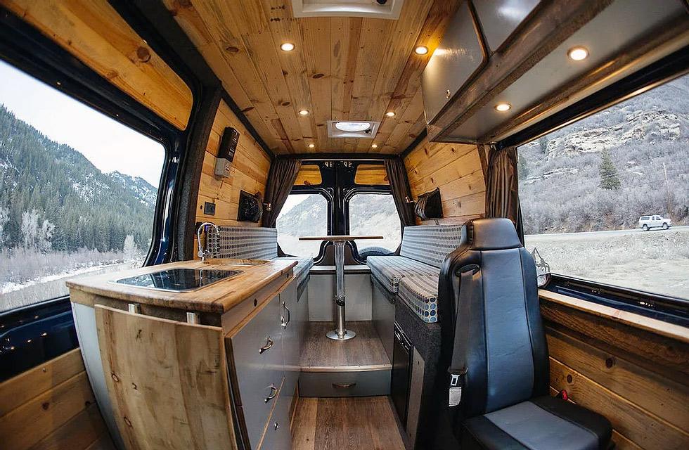 aspen custom camper van conversions