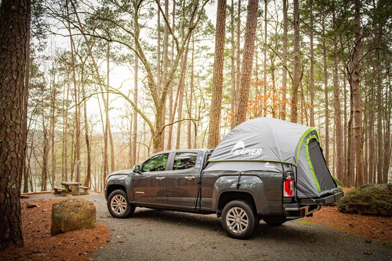 Napier Backroadz pickup truck tent