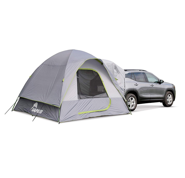 backroadz suv car camping tent