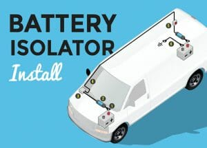 Intaling A Smart Battery Isolator