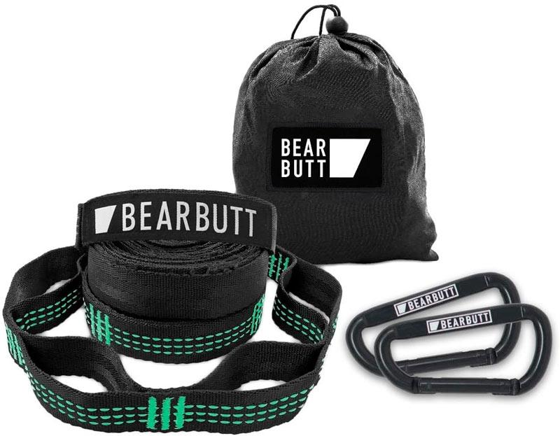 bear butt hammock tree straps