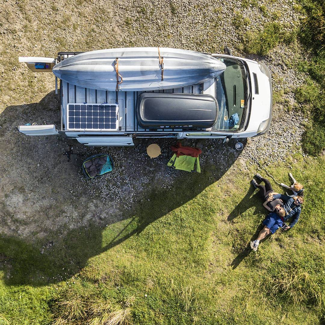 Best cargo roof box for camping