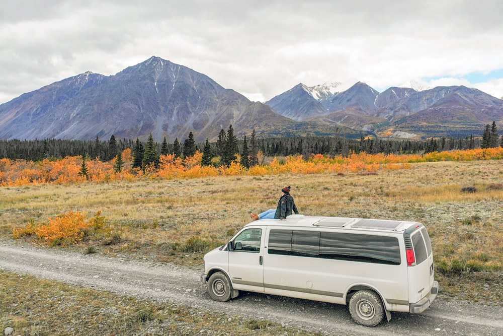 what is the best van life vehicle to live in