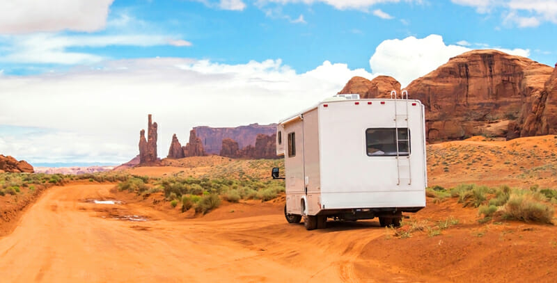 learn how to go boondocking and off grid camping in an rv