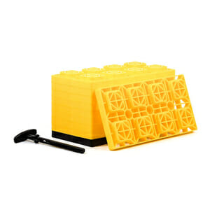 stackable rv leveling blocks