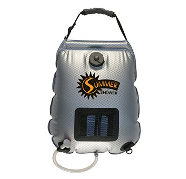 Advanced Elements Solar Shower