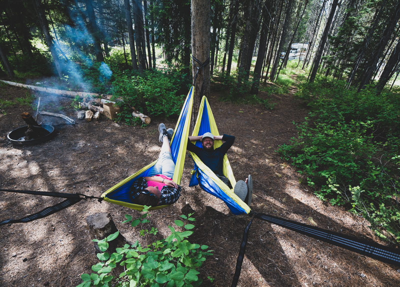 camping hammock gear to pack