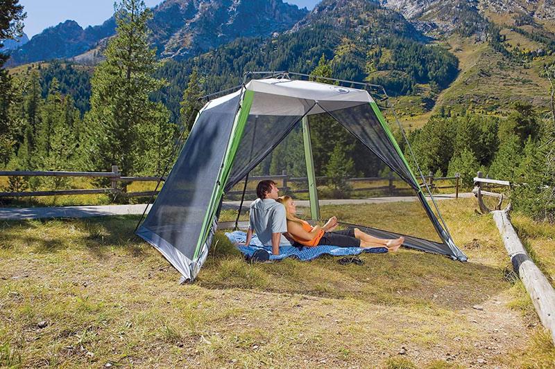 campsite screen room