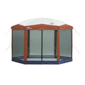 coleman camping screen tent