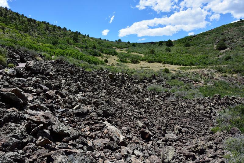 capulin volcano in new mexico