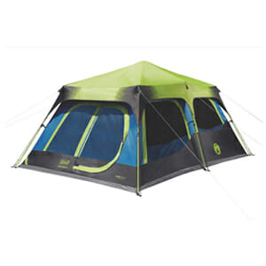 extra large dark rest tent for camping