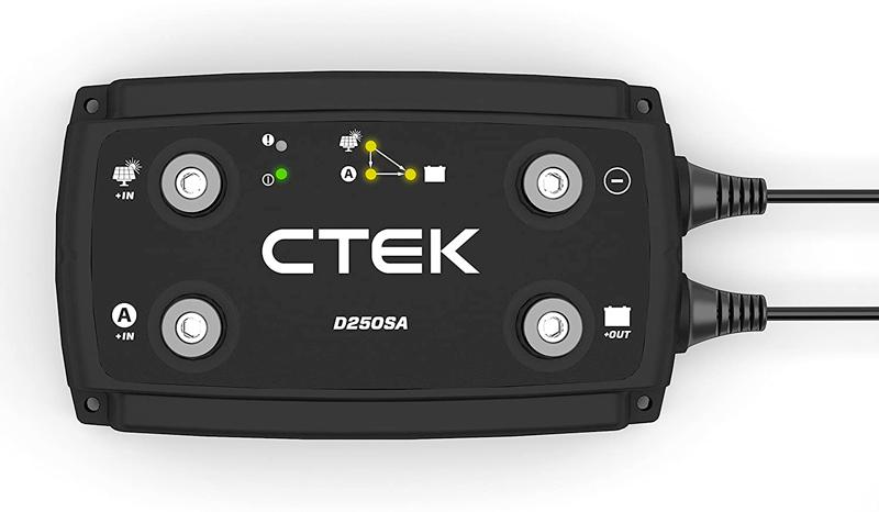 CTEK D250SA+Smartpass