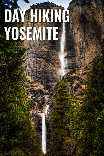 Day Hiking Upper And Lower Yosemite Falls