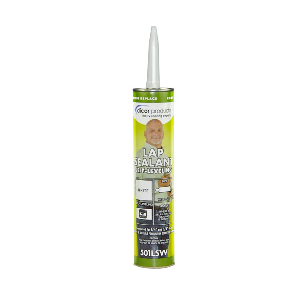 dicor lap sealant for rv roof coating
