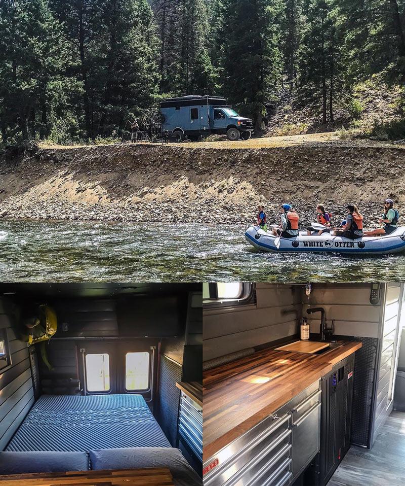 building a diy ambulance camper van conversion