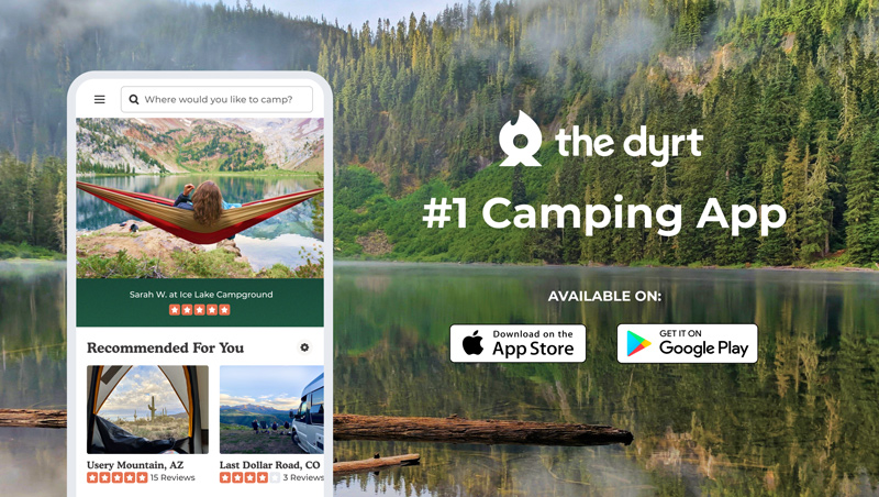 The Dyrt Pro Membership Camping App Review
