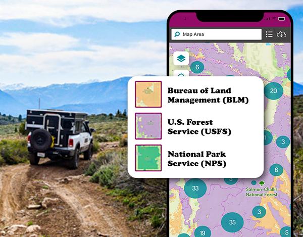 The Dyrt Campground Finder