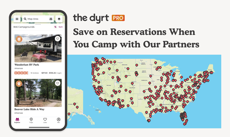 the dyrt pro membership discounts reviewed