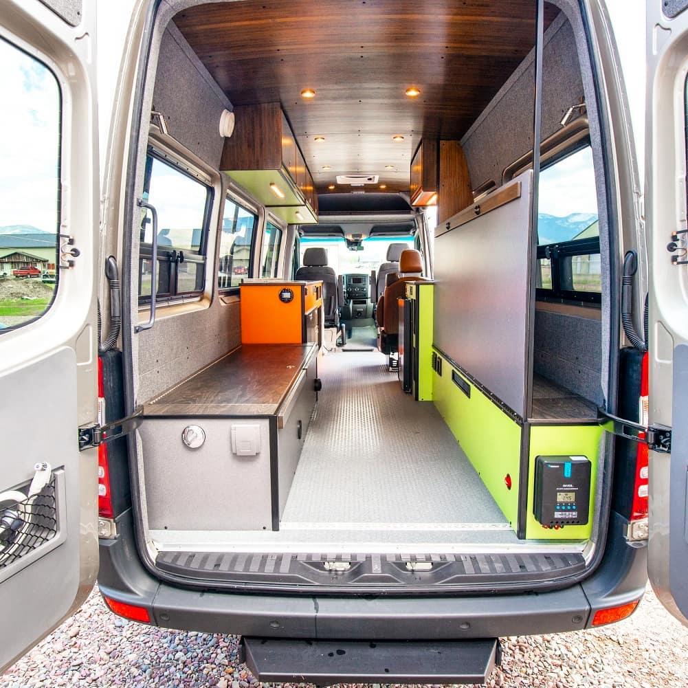 Ford Transit Van Conversion