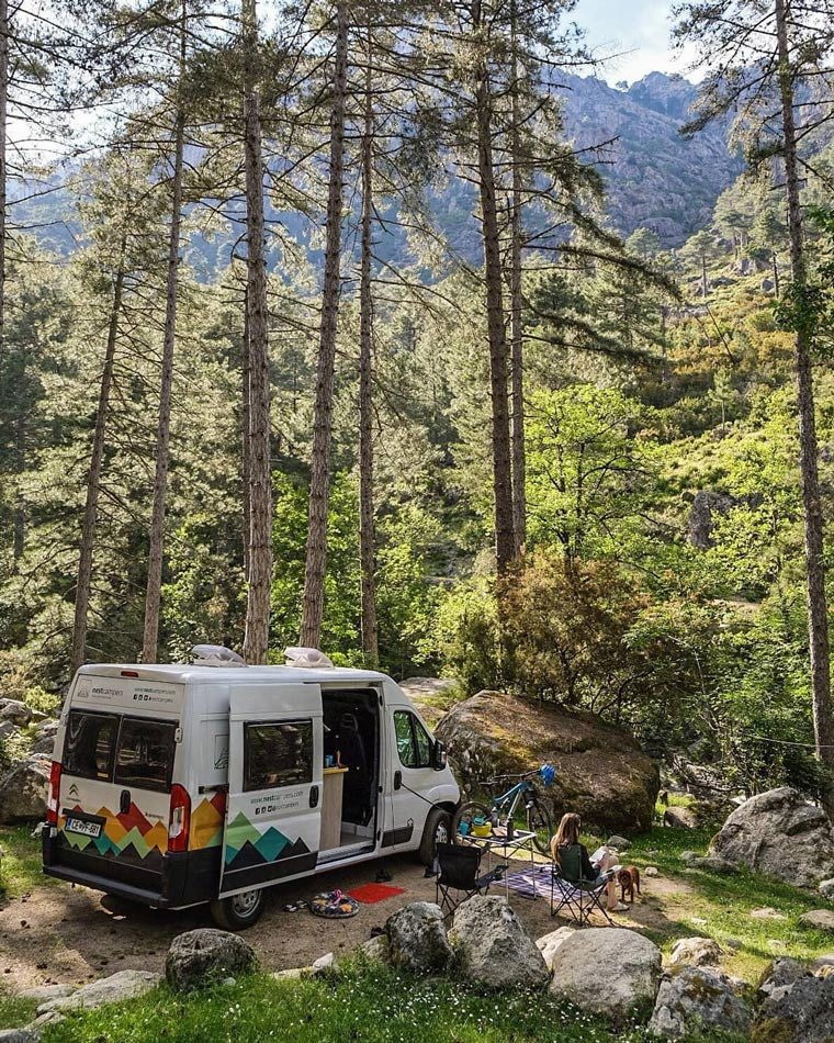 Tips for finding a free campground near me