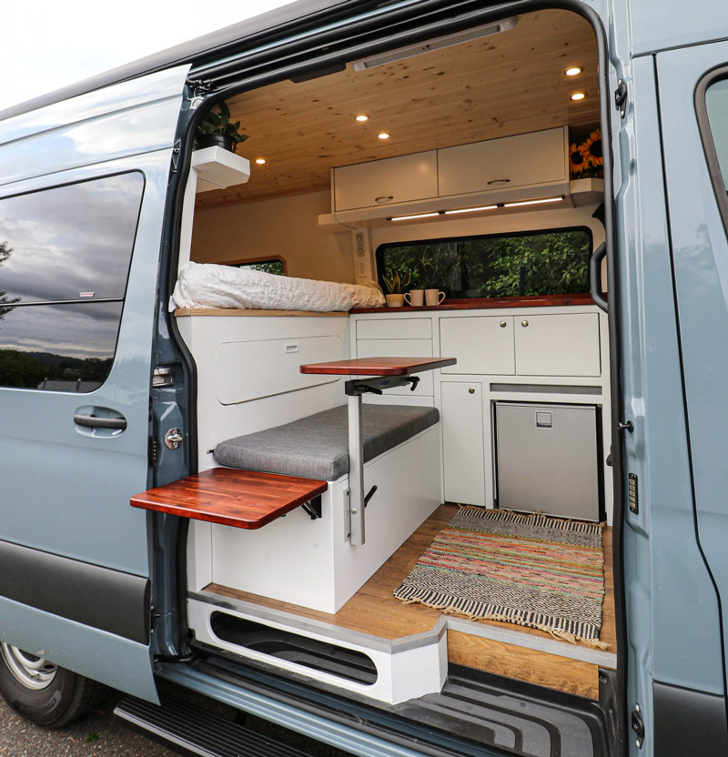 freedom vans camper van conversion company