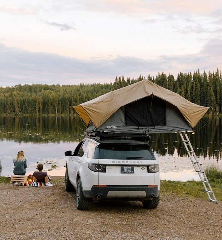 front runner adventure camping RTT