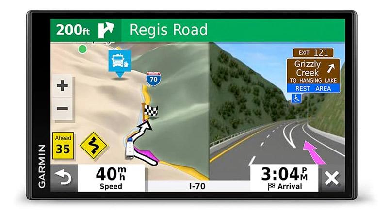 Garmin RV 780 GPS Navigator