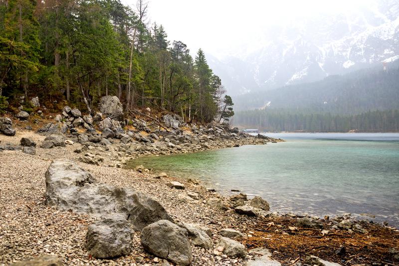 lake in grand teton national park