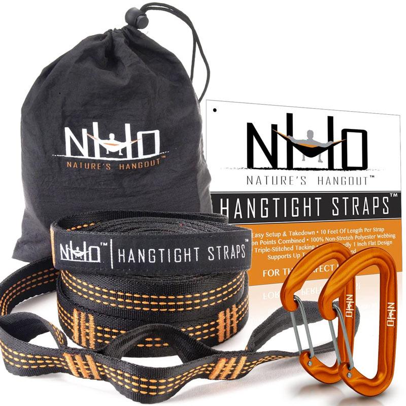 hang tight hammock tree and webbing straps