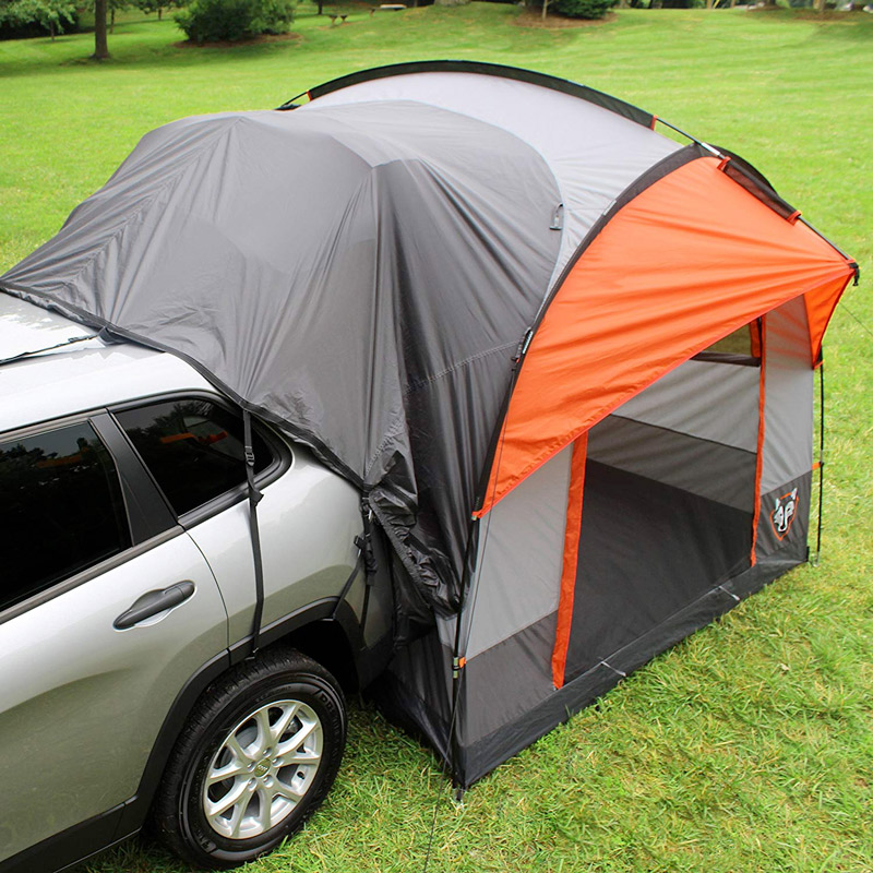 SUV hatchback trunk tent