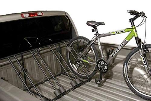Heininger truck bed bike rack