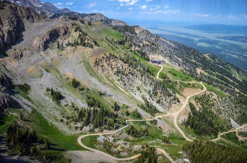 hiking trails in grand teton national park