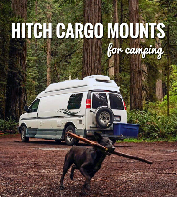Best hitch cargo mount for camping