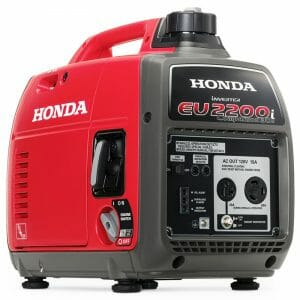 honda rv portable generator