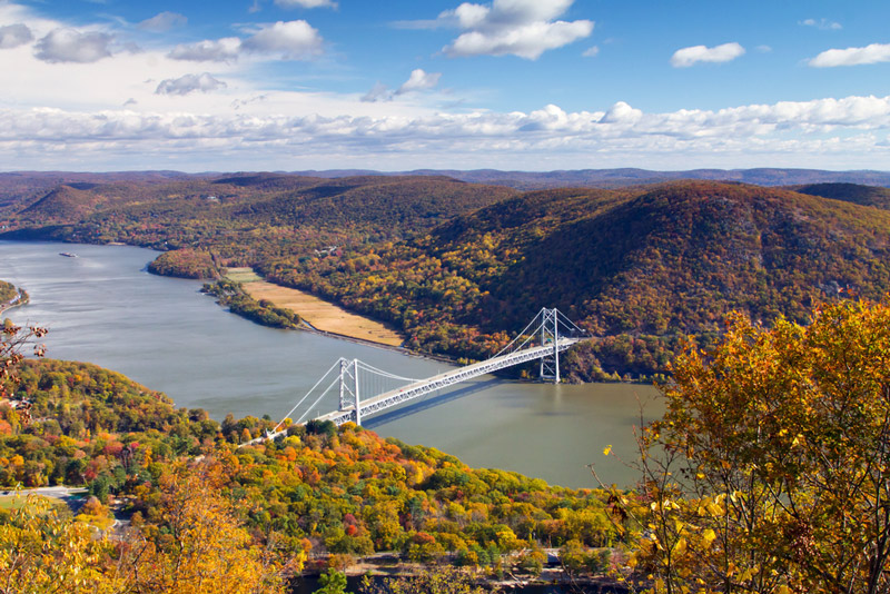 hudson river valley in new york state