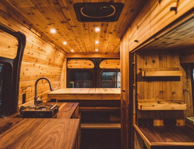 humble handcraft camper van conversions