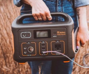 Review Of The Jackery Explorer 500 Portable Power Station