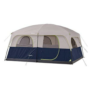 large camping tent for friends and family
