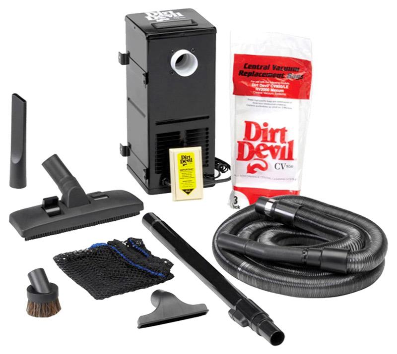 Dirt Devil Automotive Vacuum System
