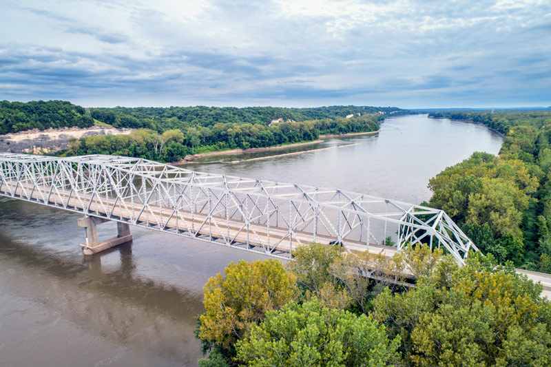 national parks and riverways in missouri