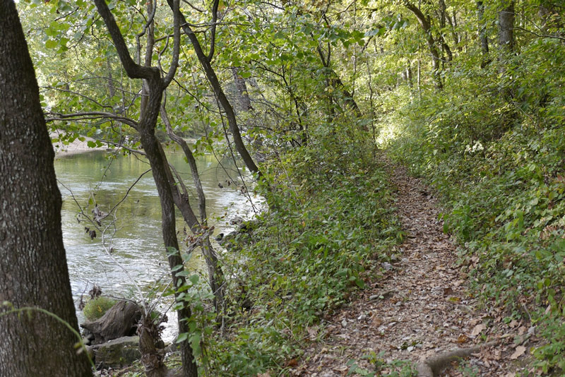 national historic and scenic trail in missouri