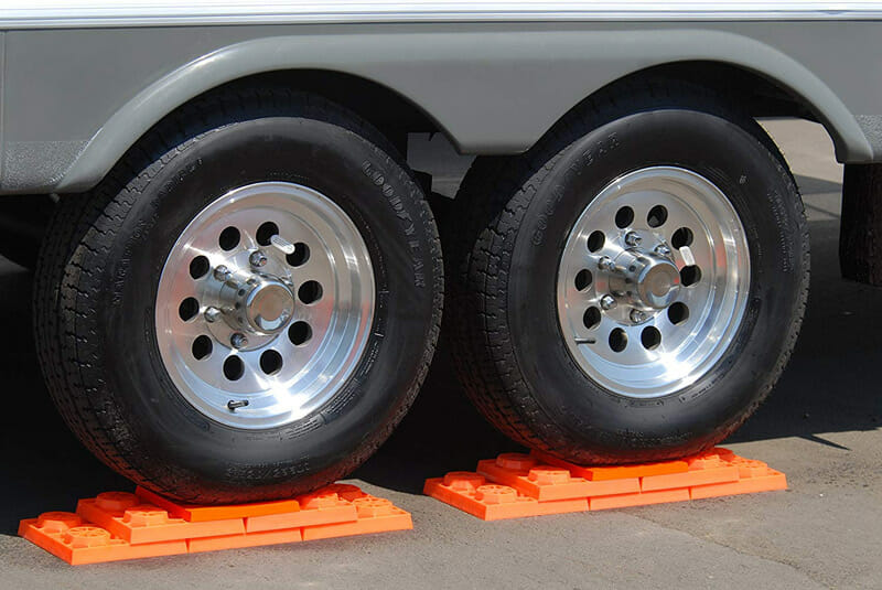rv motorhome leveling blocks