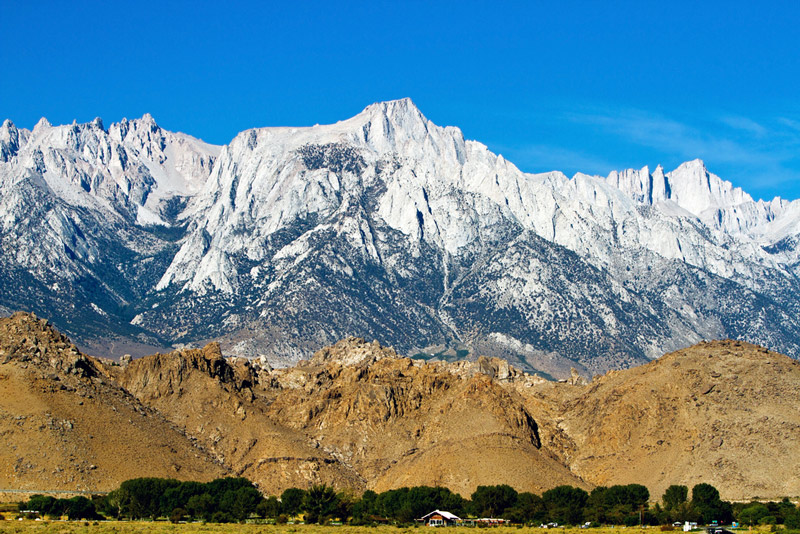 mount whitney hiking trail can be found in sequoia national park